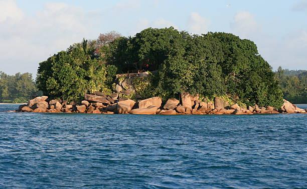 îlot chauve-souris aux Seychellen – Foto