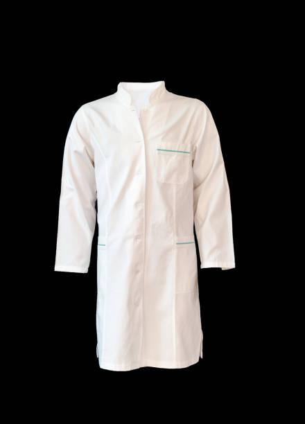 Muitos médicos roupas - foto de acervo