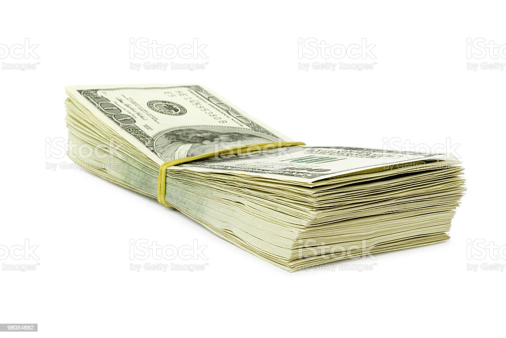 lot money royalty-free stock photo