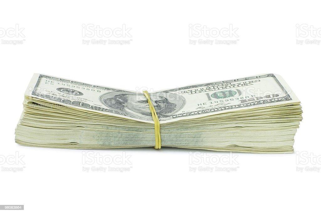 lot money royalty-free stock photo