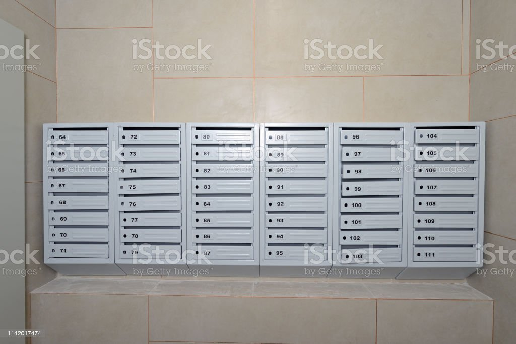 A Lot Of New Mailboxes Are Still Without Locks In An ...