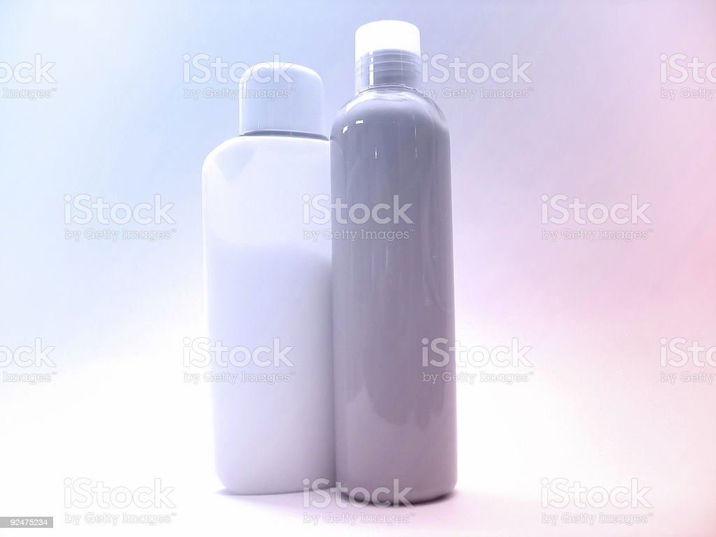 Lotion series 1 royalty-free stock photo