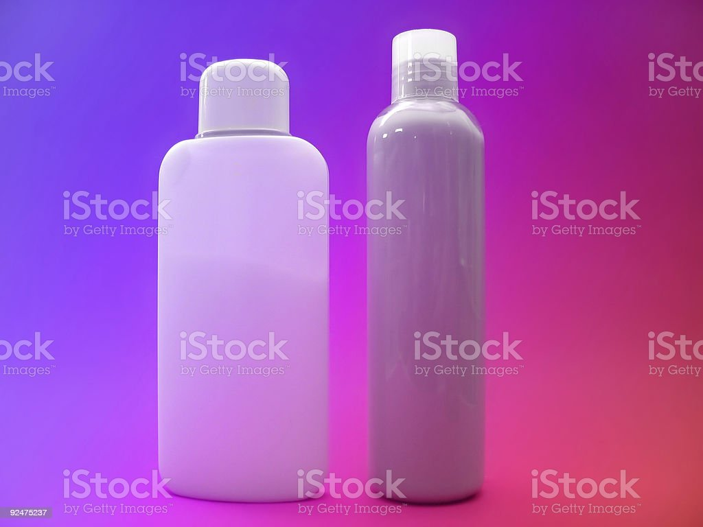 Lotion series 3 royalty-free stock photo
