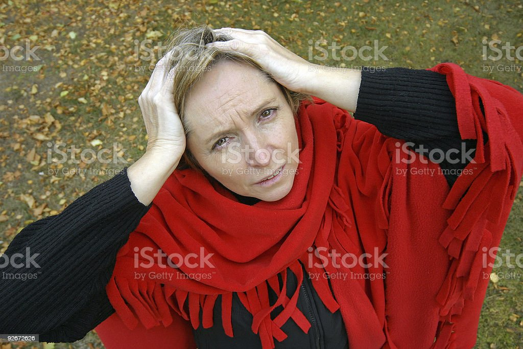 lots of problems royalty-free stock photo