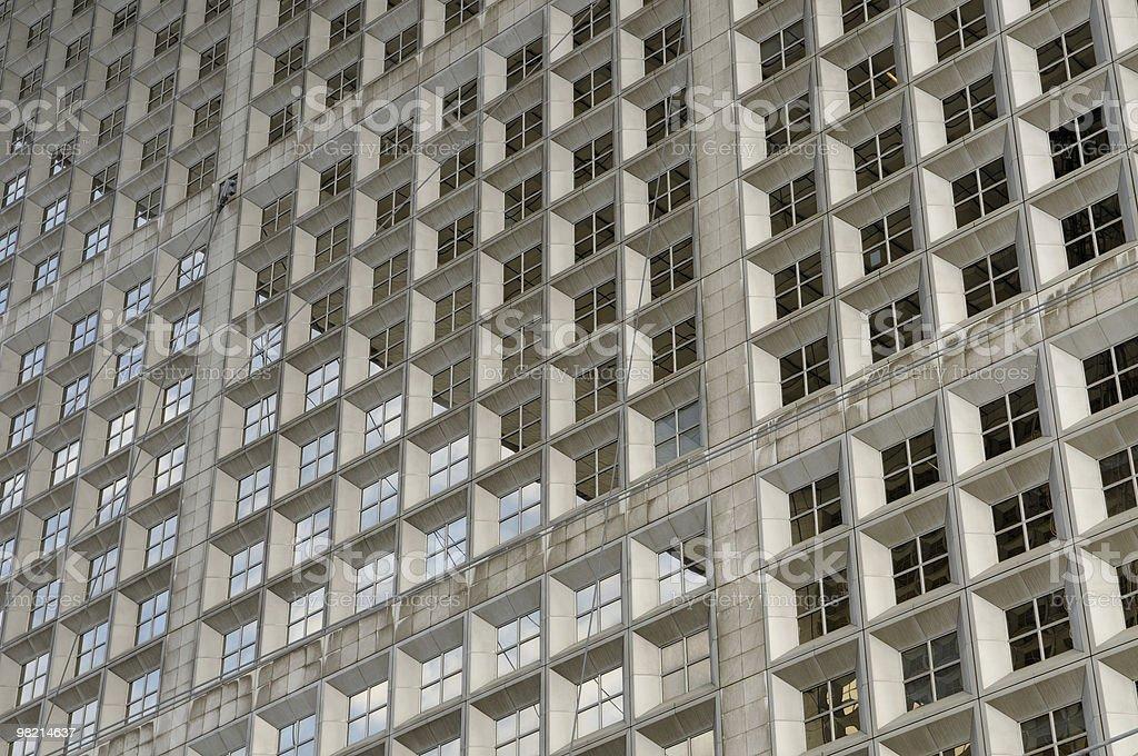 Lots of windows royalty-free stock photo