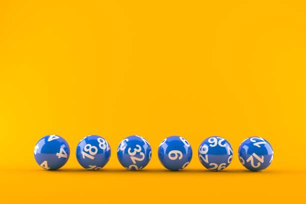 Lotto-Kugeln – Foto