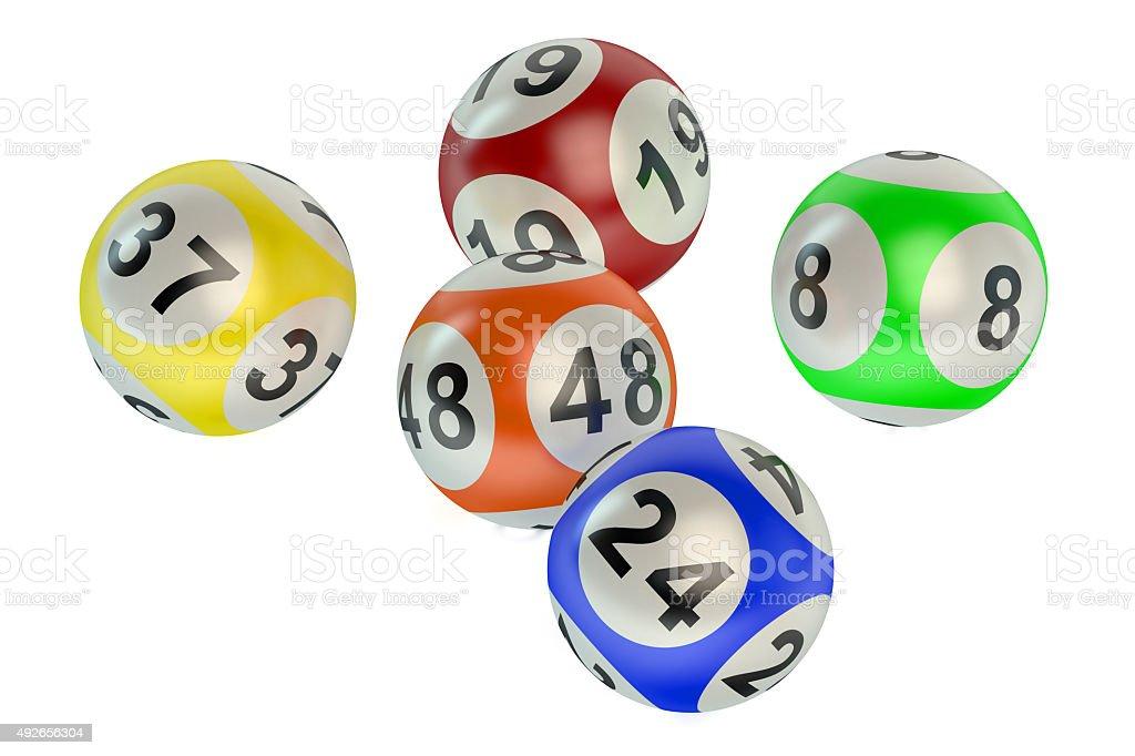 Lottokugel – Foto