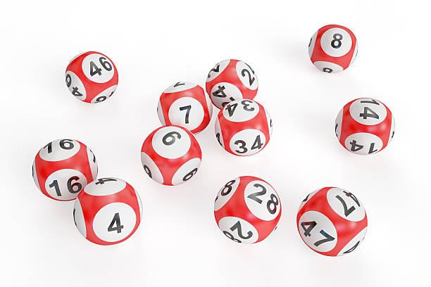 lottery balls lottery balls isolated on white background lottery stock pictures, royalty-free photos & images