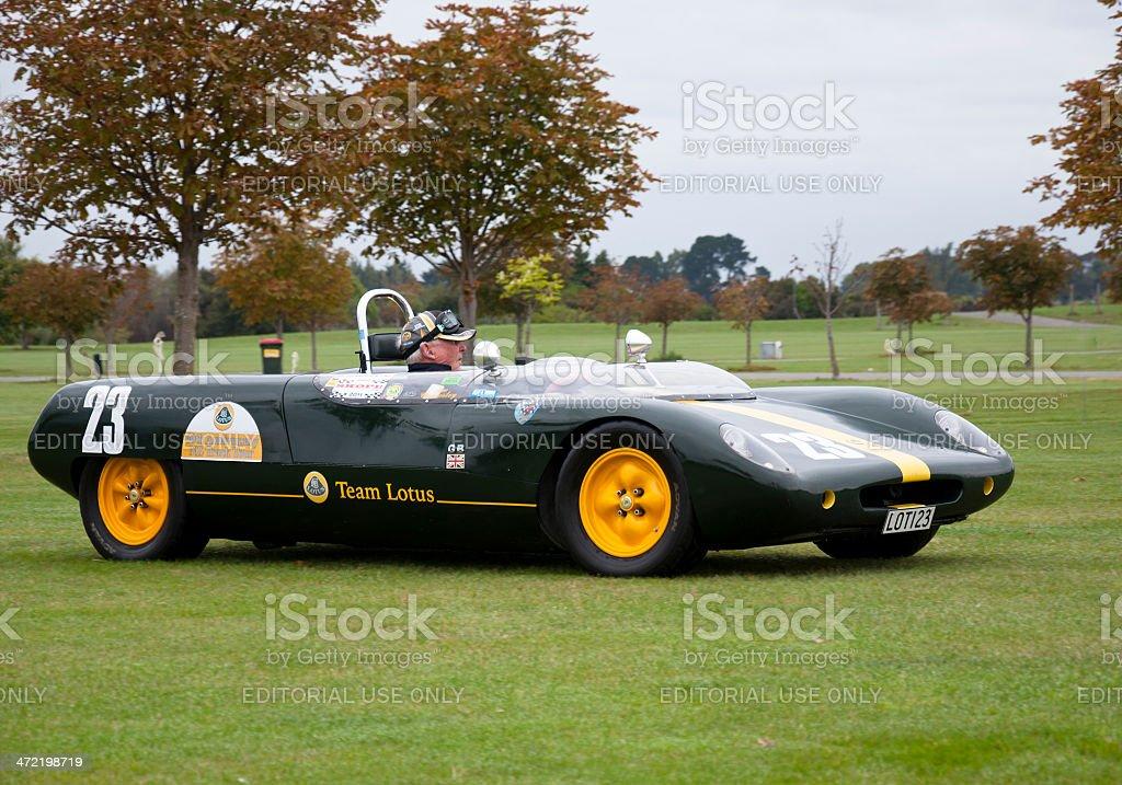 Lotus 23B from 1963 stock photo