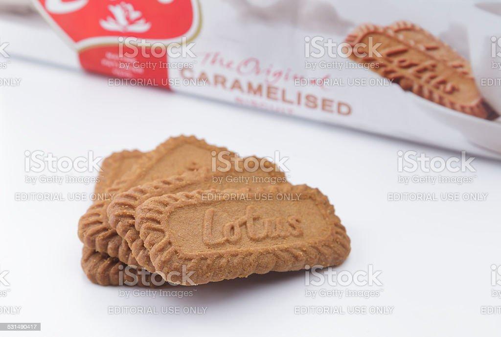 Lotus Biscoff Biscuits - Photo