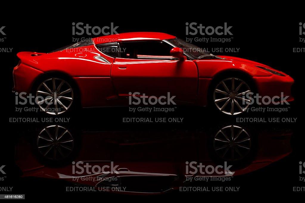 Lotus Evora stock photo