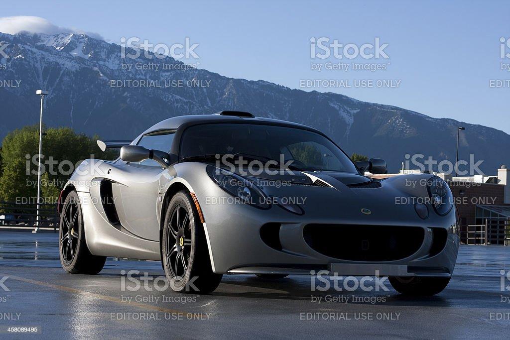 Lotus Exige S stock photo