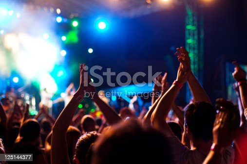 1069137774 istock photo Loud party 125144377