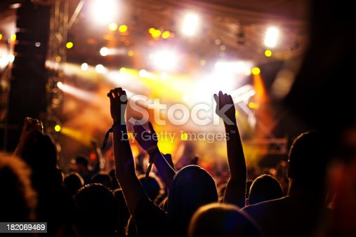 istock Loud party 182069469