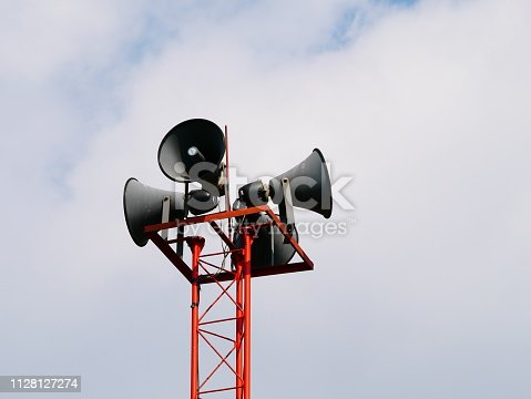 Megaphone, Communication, Marketing, Public Speaker, Emergency Siren