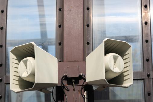 Loudspeaker Stock Photo - Download Image Now