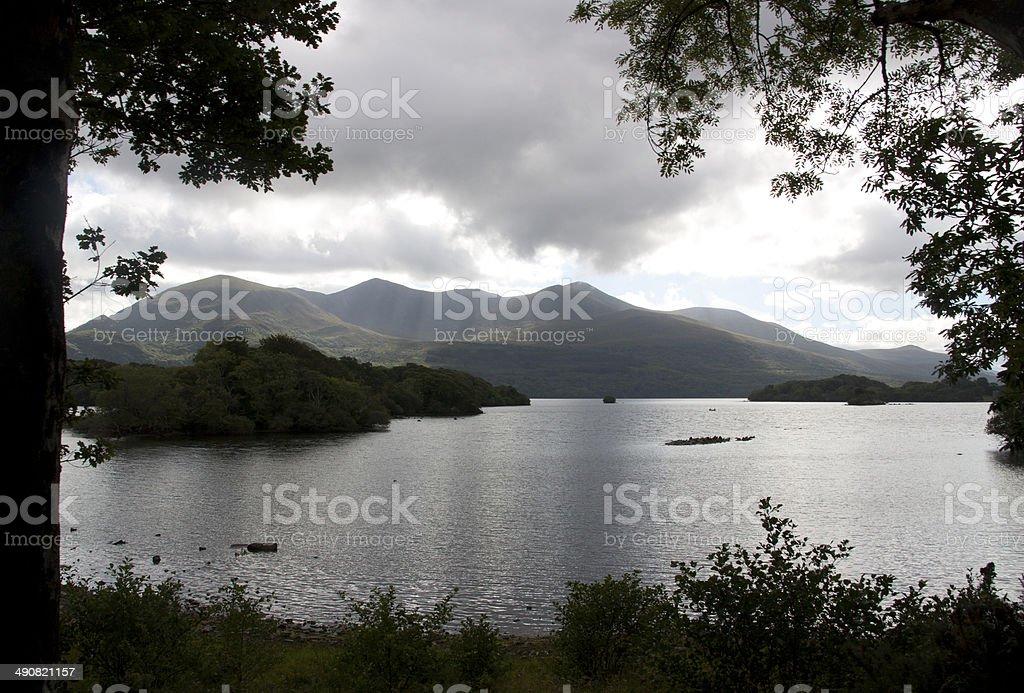 Lough Leane stock photo