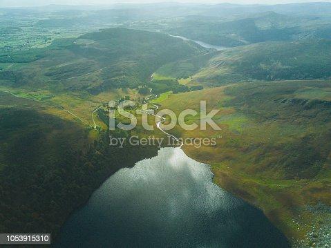 istock Lough Tay, Co. Wicklow, Ireland. 1053915310