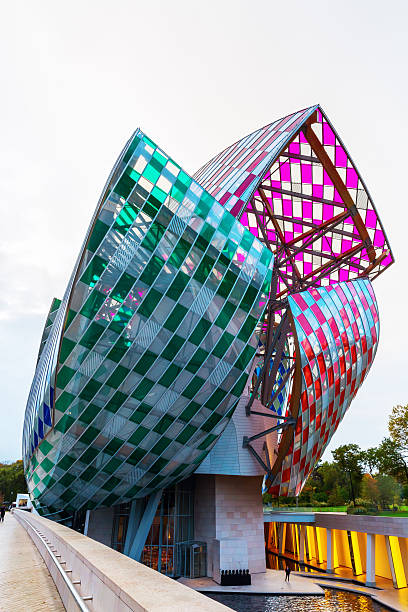 Louis Vuitton Foundation in Paris, France - Photo