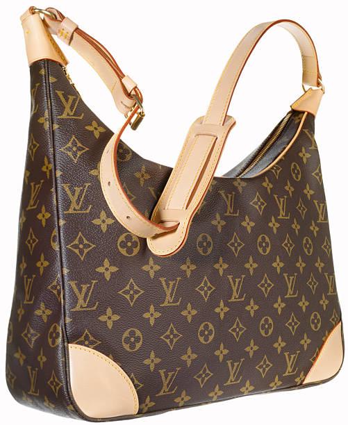 ルイ・ヴィトンのハンドバッグ - ブランド名 ストックフォトと画像