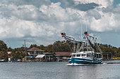 istock Louisiana shrimpers 1286051635