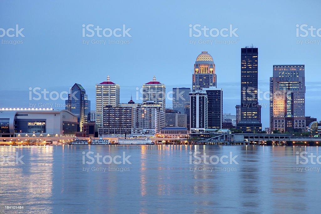 Louisville Kentucky stock photo