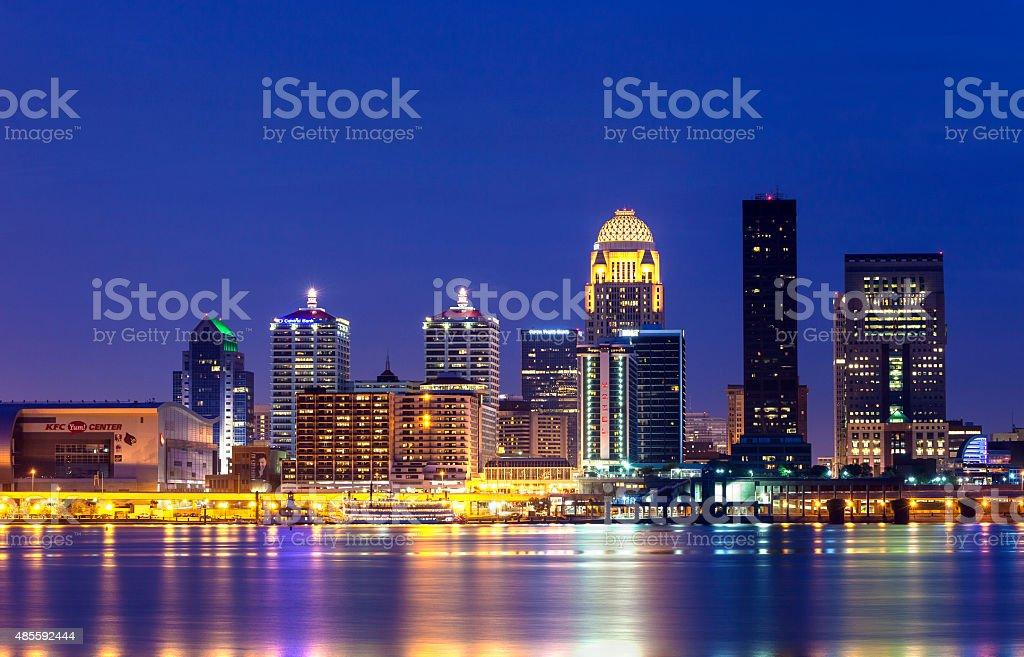 Louisville, Kentucky stock photo
