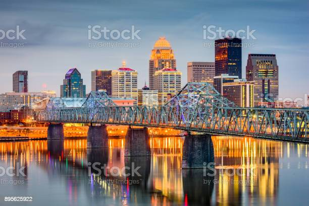Louisville Kentucky Usa Stock Photo - Download Image Now