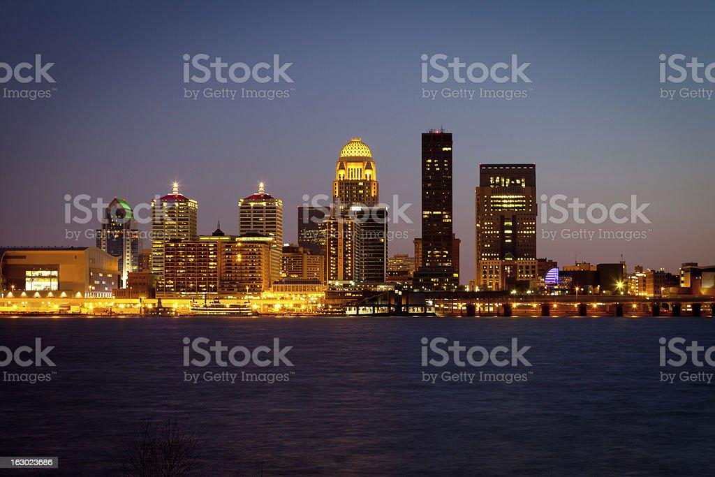 Louisville stock photo