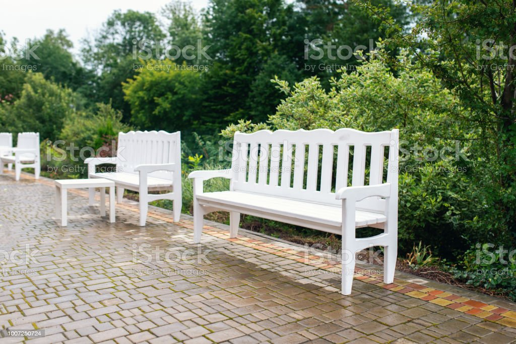 Excellent Lounge Area For Guests Outside Wedding Decor White Bench In Andrewgaddart Wooden Chair Designs For Living Room Andrewgaddartcom