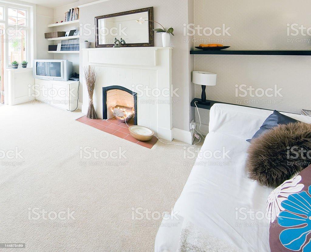 lounge area royalty-free stock photo
