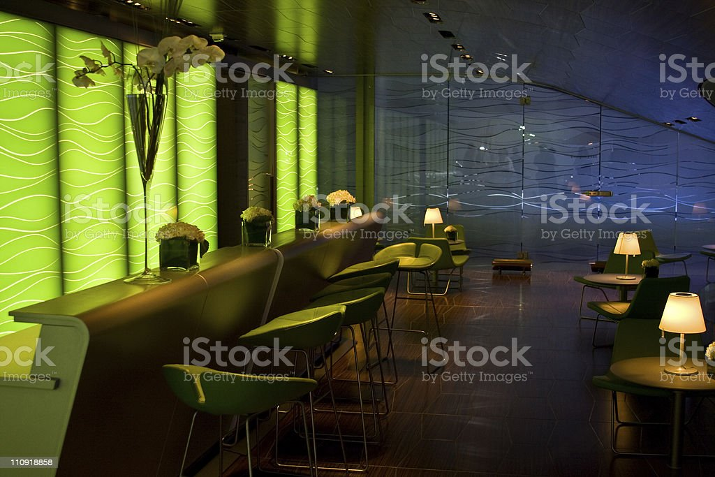 Lounge stock photo