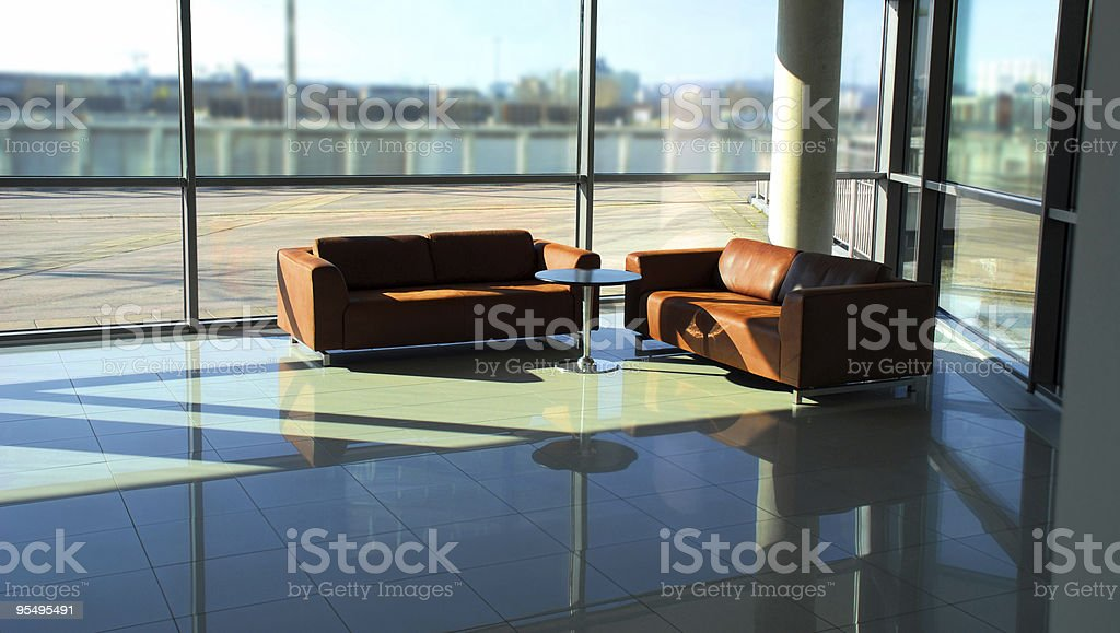 lounge royalty-free stock photo