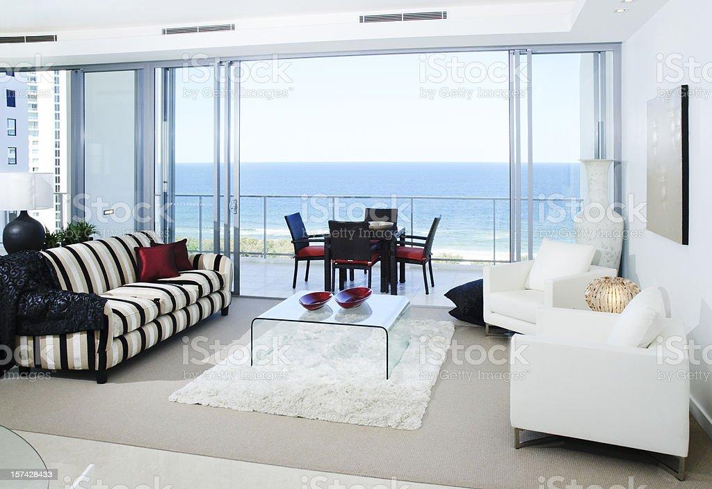 Lounge Room stock photo