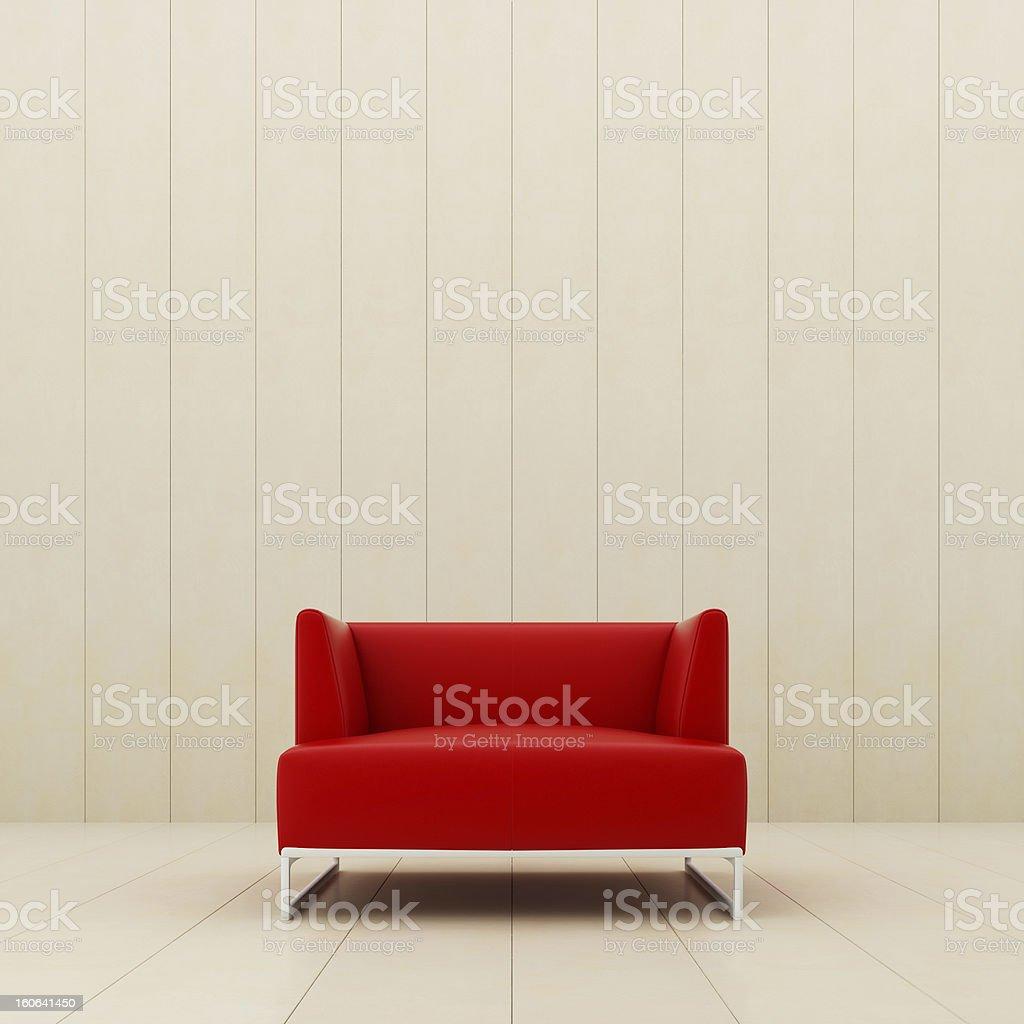 Lounge Room royalty-free stock photo