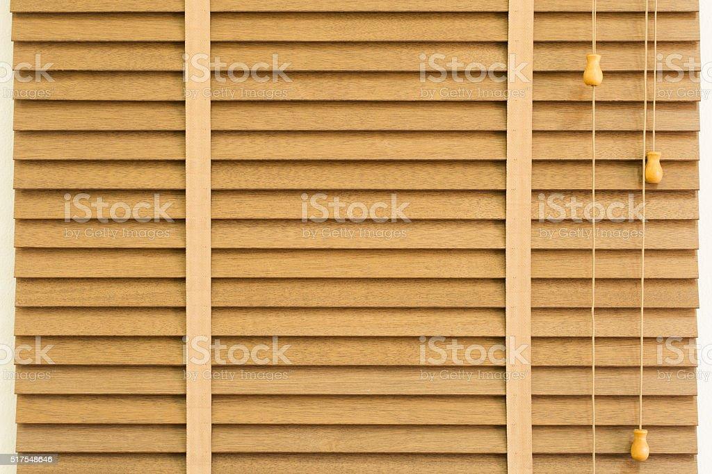 Louver wood stock photo