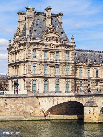 istock Louvre Museum, Paris 1284881912