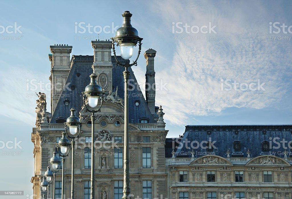 Louvre. – Foto