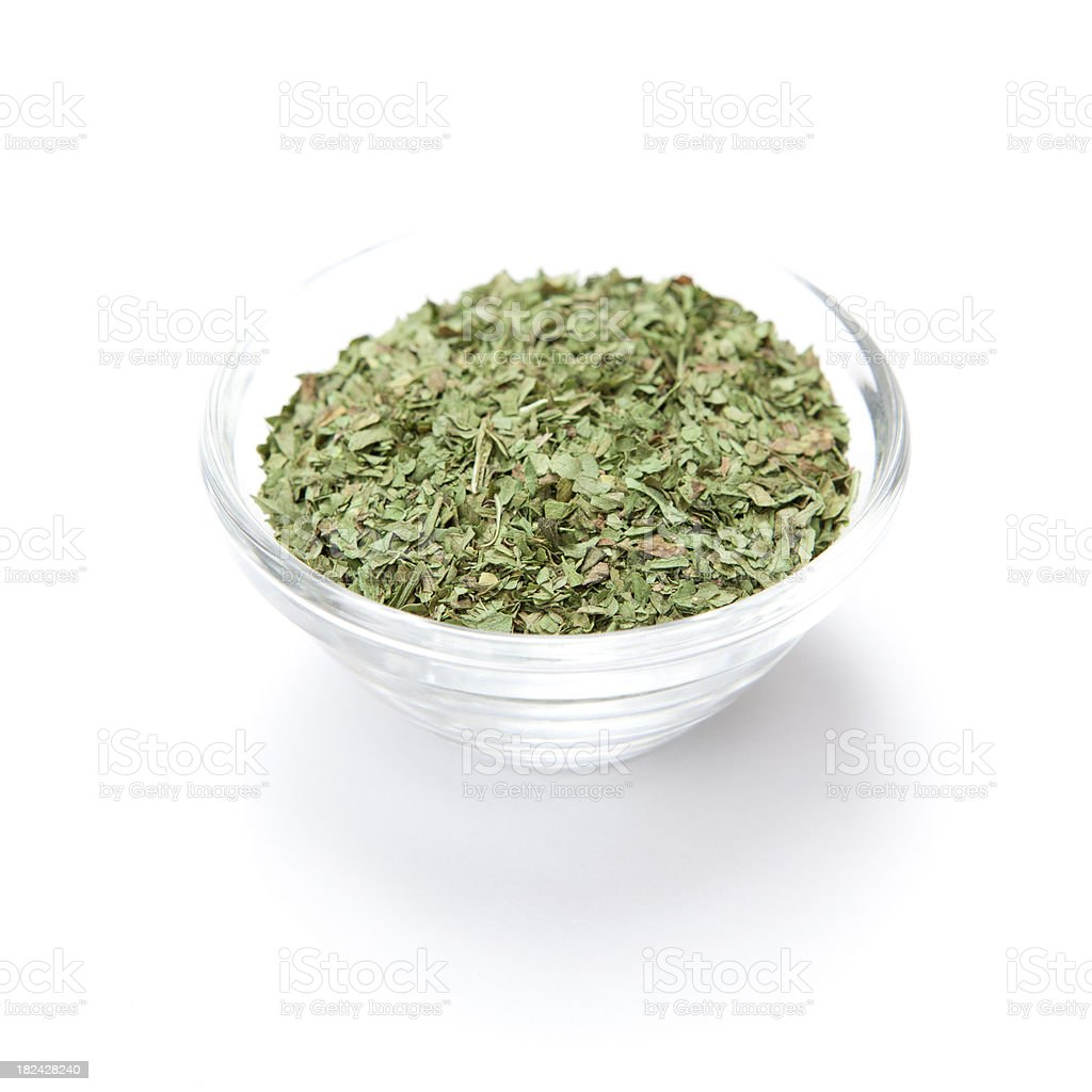 Lovage herb royalty-free stock photo