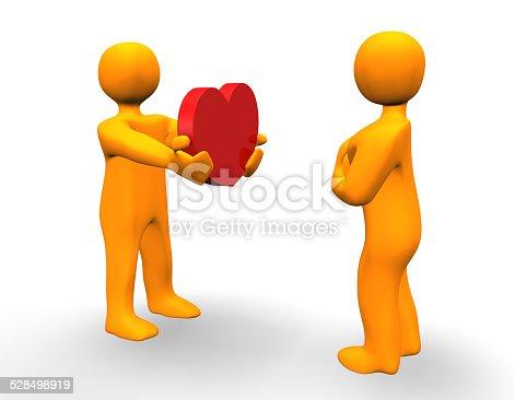 istock Love 3D 528498919