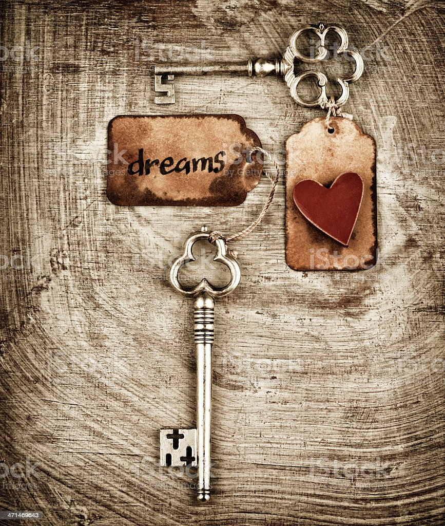 Love and Dreams royalty-free stock photo
