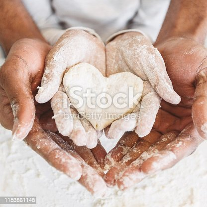 istock Love and family concept 1153861148