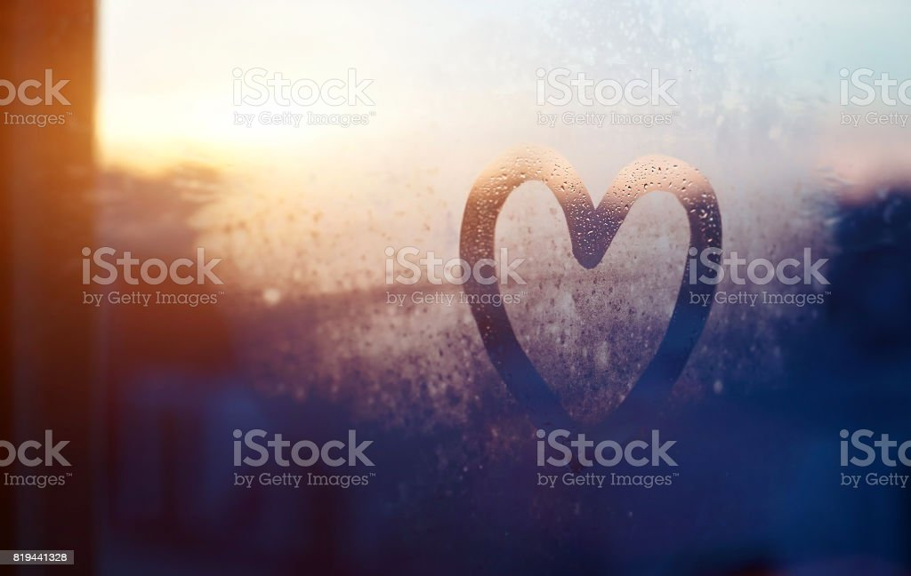 love and kindness concept stock photo