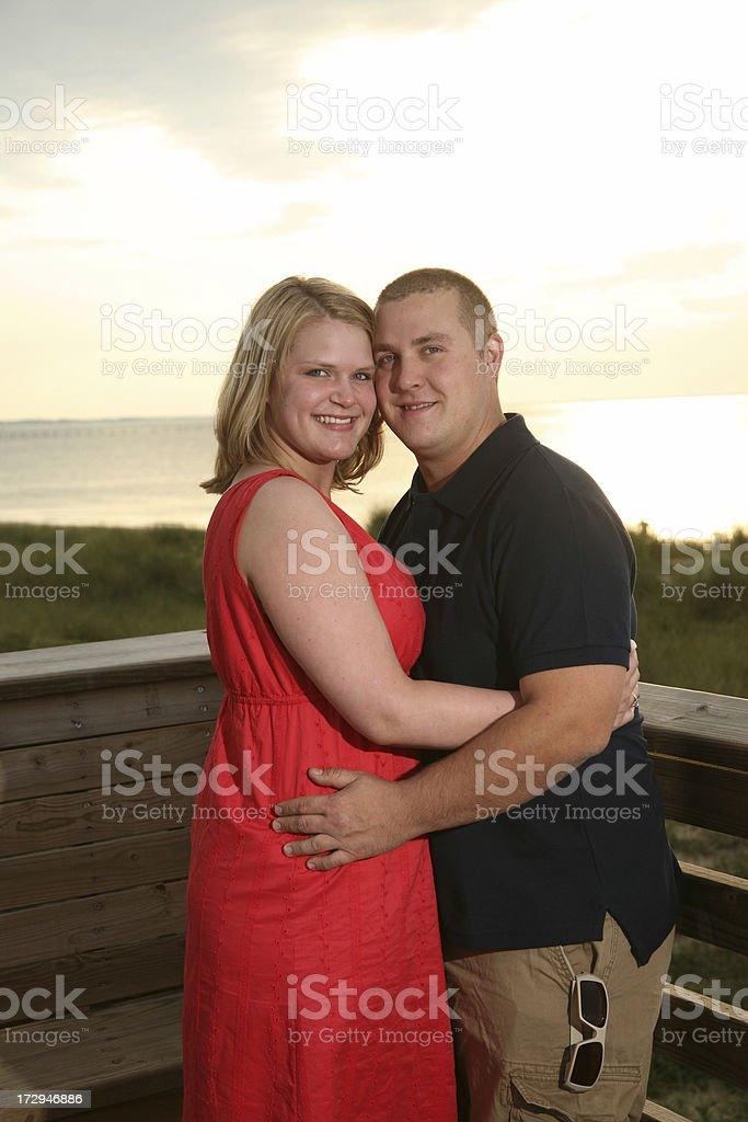 Love at first sight royalty-free stock photo