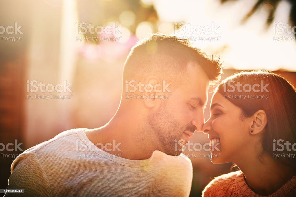Love before anything else stock photo