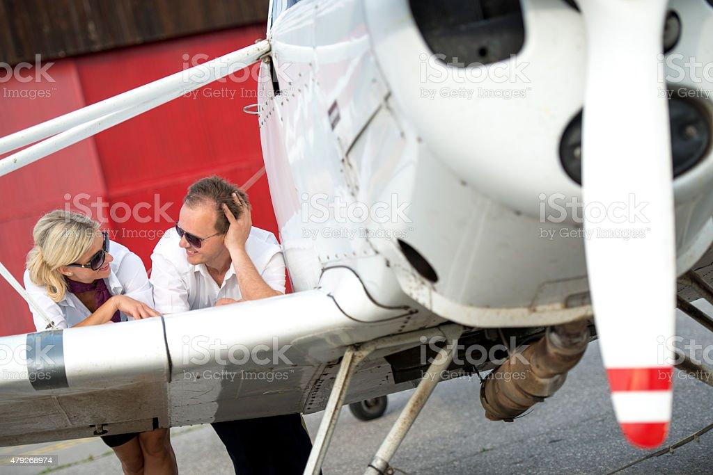 Pilot stewardess dating