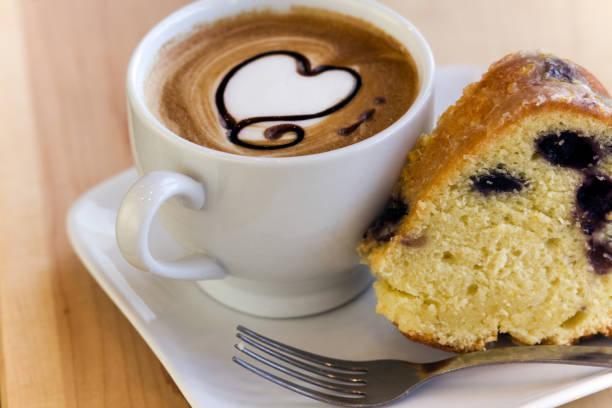 I love breakfast. stock photo