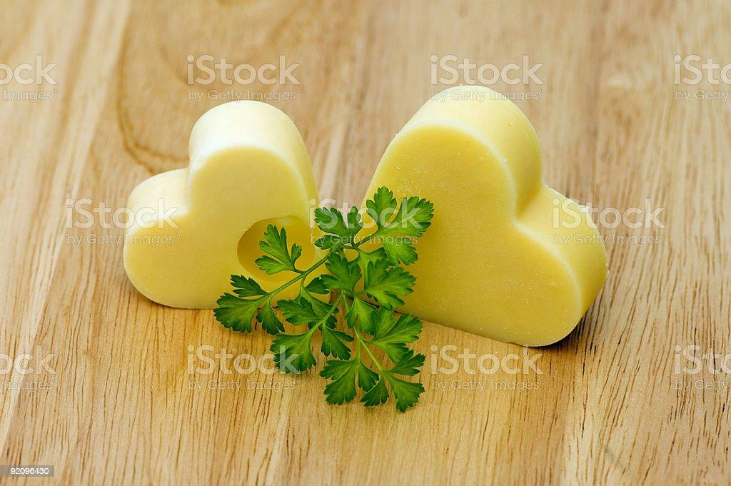 I Love Cheese stock photo
