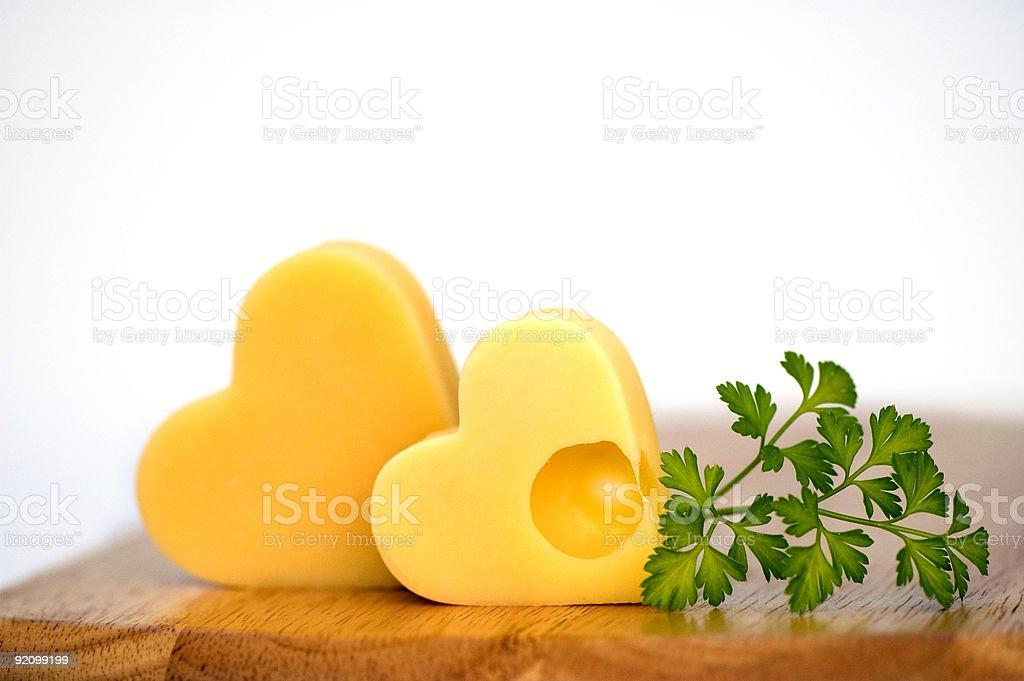 I love cheese royalty-free stock photo