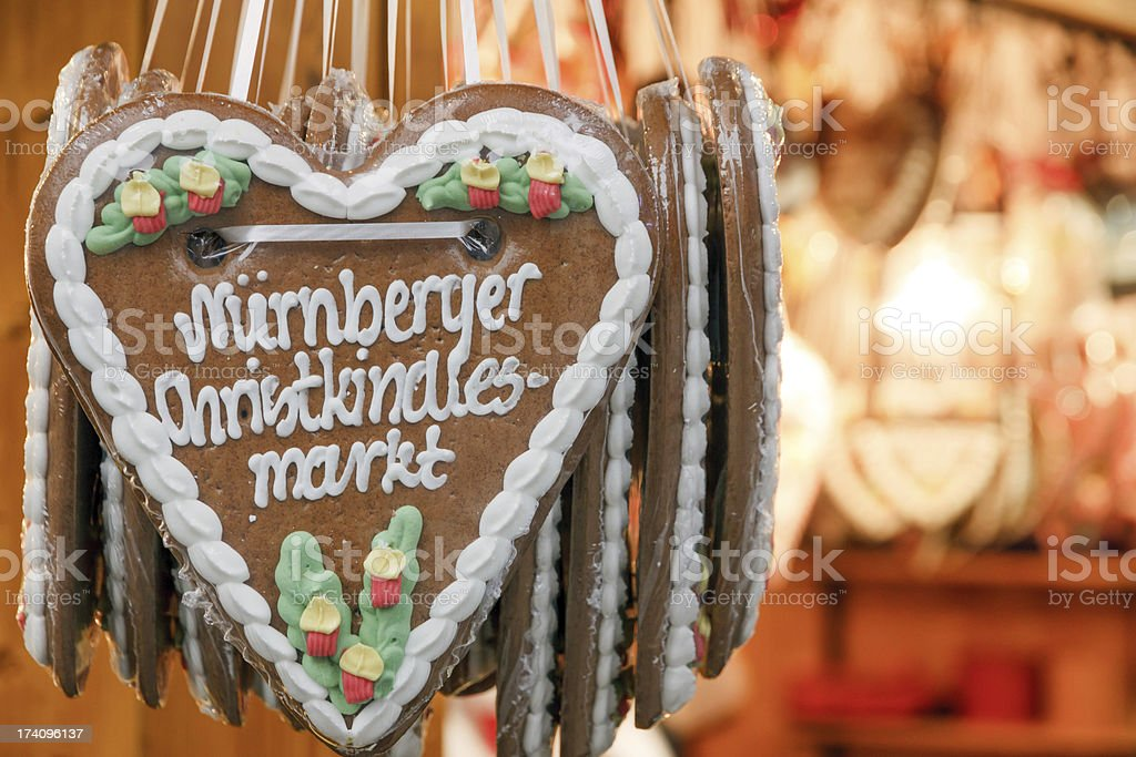 I love Christmas Markets stock photo